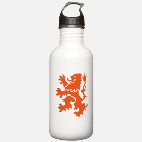 Netherlands Lion Water Bottle