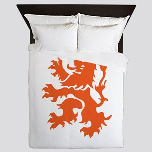 Netherlands Lion Queen Duvet
