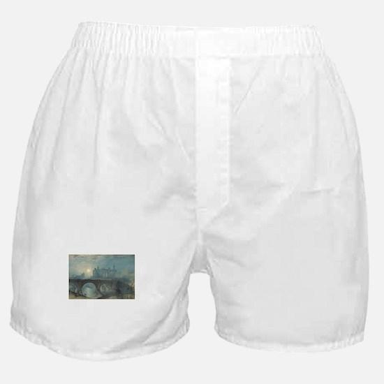 Turner Alnwick Castle Boxer Shorts