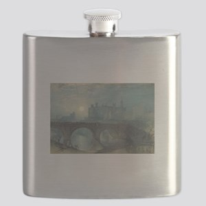Turner Alnwick Castle Flask