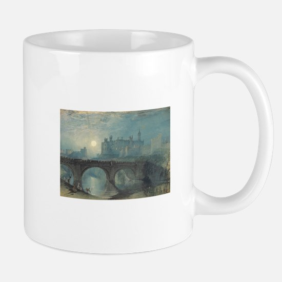 Turner Alnwick Castle Mugs
