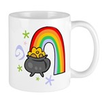 Rainbow with Crock of Gold Mugs