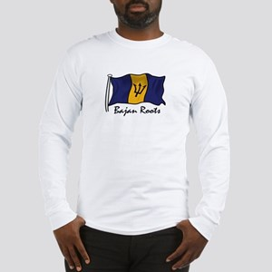 Bajan roots Long Sleeve T-Shirt