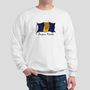 Bajan roots Sweatshirt