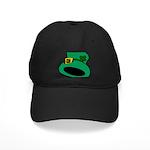 Leprechaun Hat with Shamrock Baseball Cap
