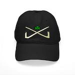 Shamrock and Pipes Baseball Cap