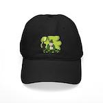 St Patricks Day Man with Beer Baseball Cap