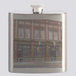 golden cross bar Flask
