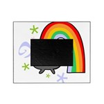 Rainbow with Crock of Gold Picture Frame