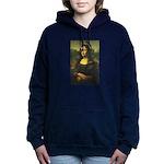 Mona_Lisa Women's Hooded Sweatshirt