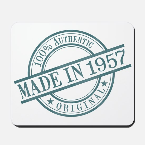 Made in 1957 Mousepad