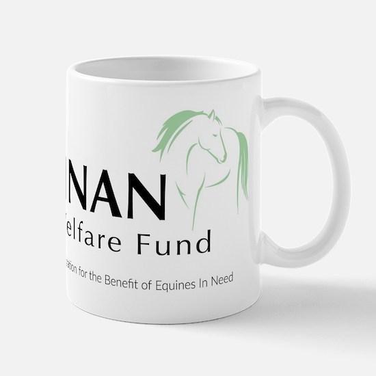 BEWF Logo Merchandise Mugs