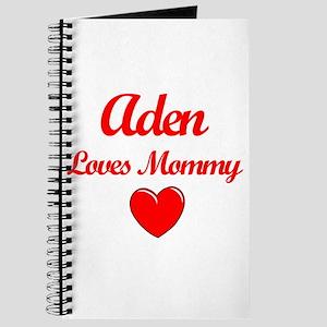 Aden Loves Mommy Journal