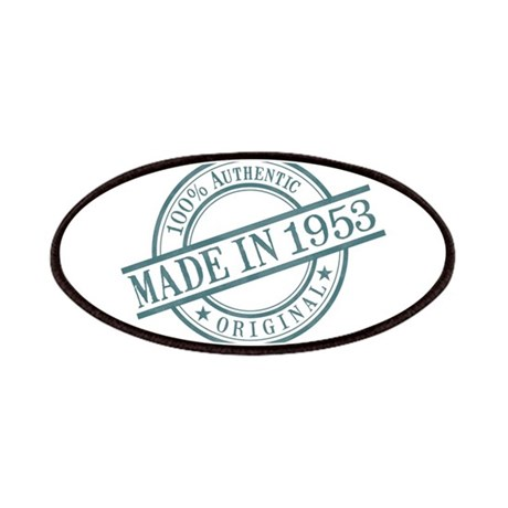 1953 patches cafepress Animated Red Wine
