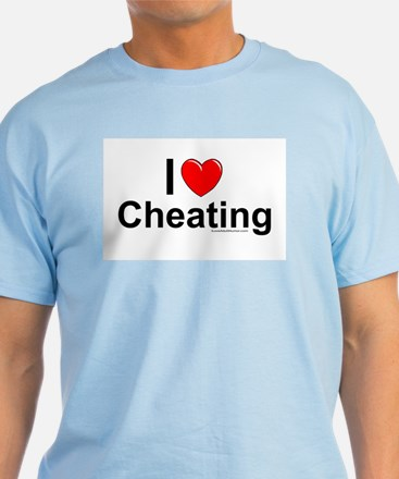 Cheating T-Shirt