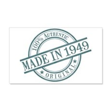 Made in 1949 Wall Decal