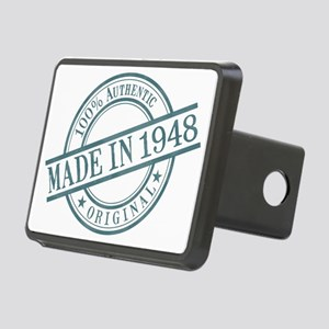 Made in 1948 Rectangular Hitch Cover
