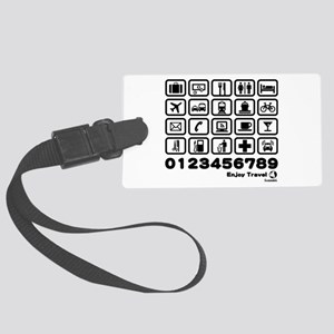 Point in Travel Luggage Tag