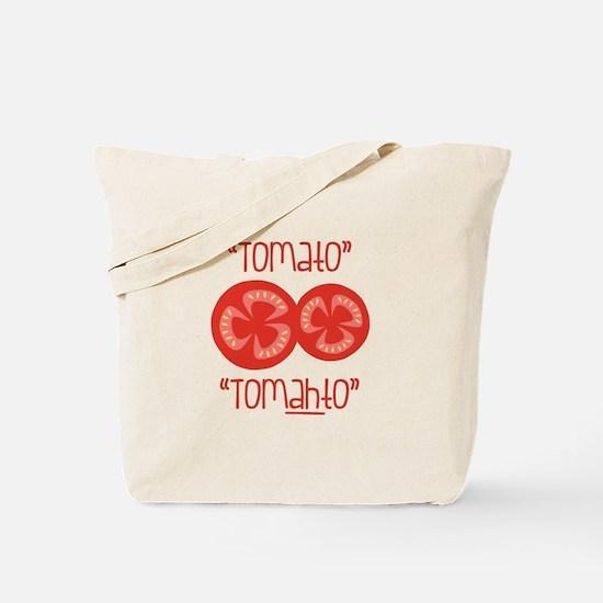Tomato Tomahto Tote Bag