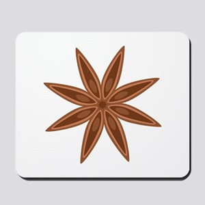 Star Anise Cooking Spice Mousepad