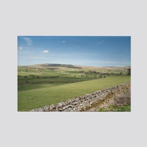Scenery of the Yorkshire Dales Rectangle Magnet