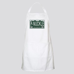 P-Nuckle Samples Colorado Plates Apron