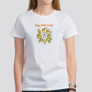 Happy Mothers Day Chicken T-Shirt