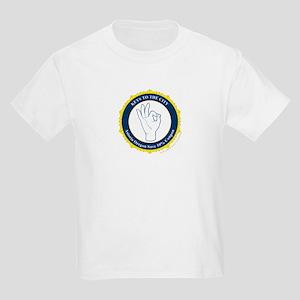 Astoria Oregon Keys 2 City C Kids Light T-Shirt