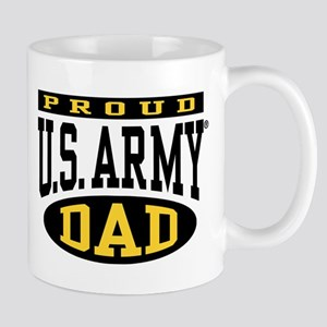 Proud U.S. Army Dad Mug