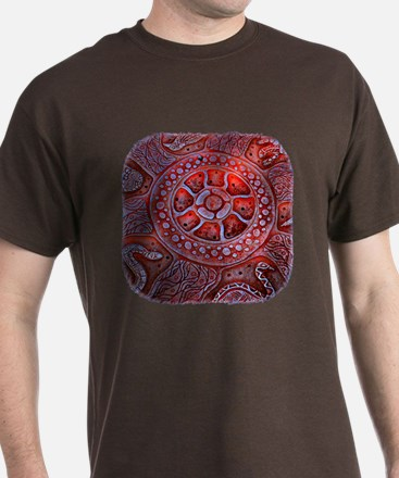 Medicine Wheel Totems T-Shirt