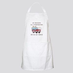MY GRANDPA IS A FIREFIGHTER Apron