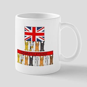 UK Citizenship Congratulations Mugs