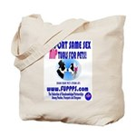 Official FUPPPS Tote