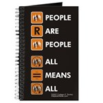 People Are People Journal