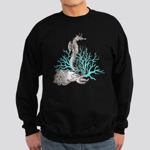 Aqua Under the Sea Sweatshirt (dark)