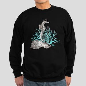 Aqua Under the Sea Sweatshirt (dark)