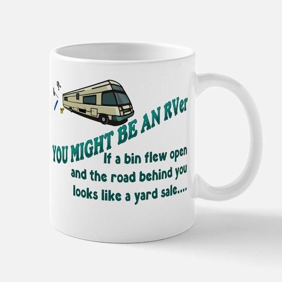 You Might Be An RVer...bin Mugs