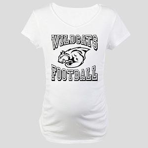 Wildcats Football Maternity T-Shirt
