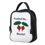 Fueled by Beets Neoprene Lunch Bag