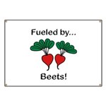 Fueled by Beets Banner