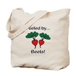 Fueled by Beets Tote Bag