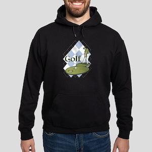 Classic Golf Hoodie (dark)