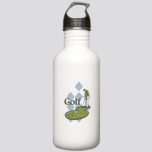 Classic Golf Stainless Water Bottle 1.0L