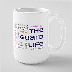 guard life Mugs