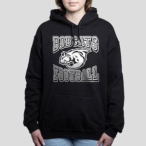 Bobcats Football Women's Hooded Sweatshirt