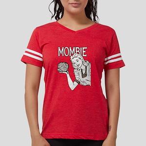 Mombie Retro Zombie Clr T-Shirt