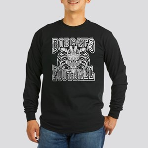 Bobcats Football Long Sleeve T-Shirt