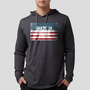 Made in Sacred Heart, Minnesot Long Sleeve T-Shirt