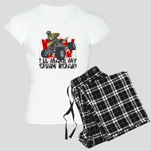 ATV My Own Road Women's Light Pajamas