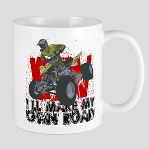 ATV My Own Road Mug